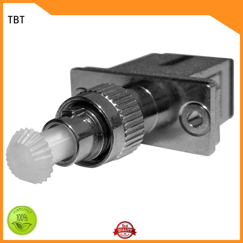 TBT sc adapter fiber optic manufacturers intelligent monitoring systems