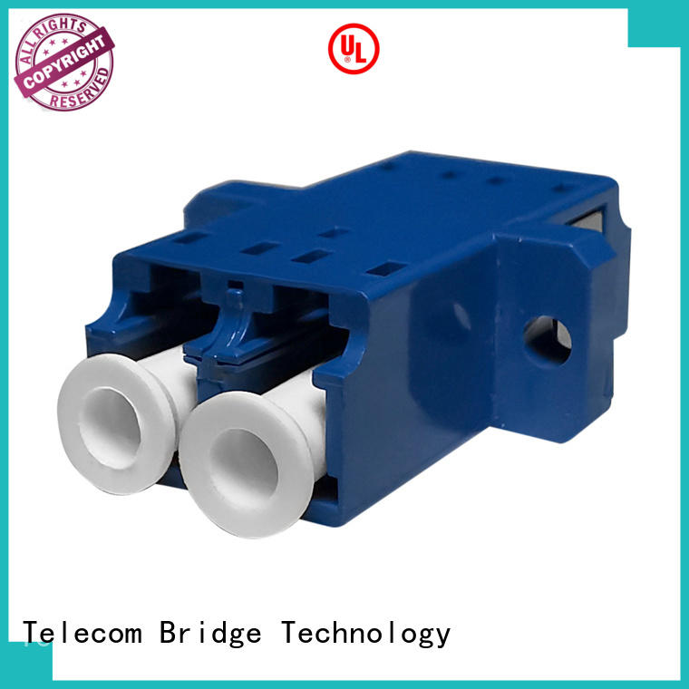 TBT duplex optical fiber adaptor company electronic consumer products
