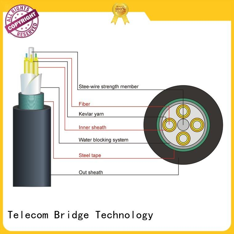 high quality outdoor fiber cable products intelligent monitoring systems