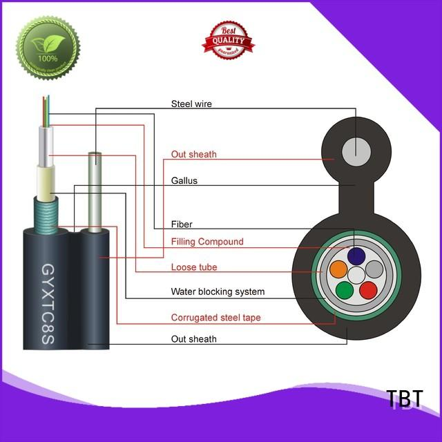 Latest outdoor fiber patch cable outdoor manufacturers electronic consumer products