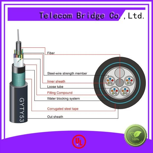 TBT Wholesale outdoor fiber optic patch cable supply home smart electronics