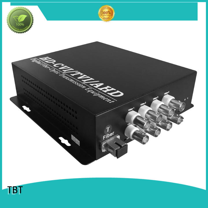 TBT video optical video converter for business electronic consumer products