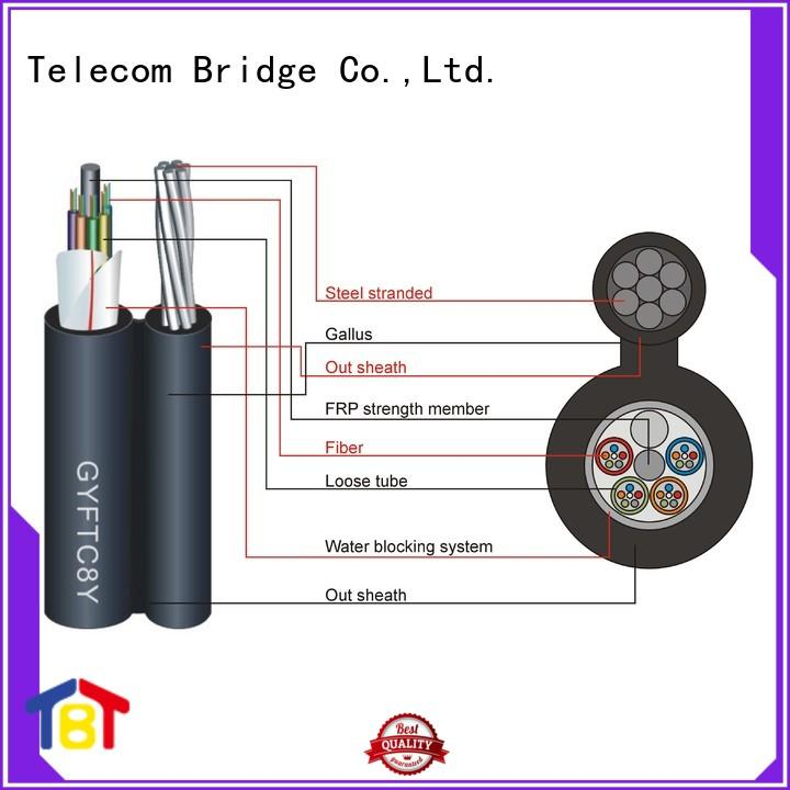 TBT cablegjfxtky53 outdoor fiber patch cable for business intelligent monitoring systems