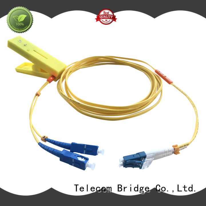 Custom led tracing fiber patch cord led factory intelligent monitoring systems