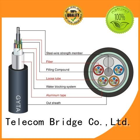 TBT hot sale outdoor fiber patch cable supplier electronic consumer products