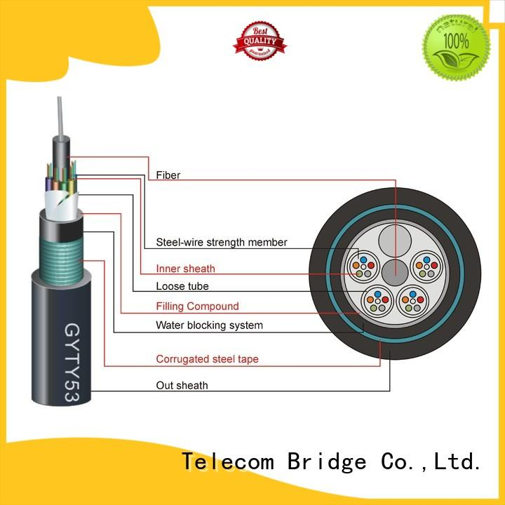 TBT layer outdoor fiber cable supply intelligent monitoring systems