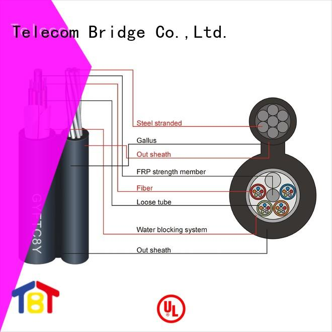 TBT outdoor outdoor fiber optic patch cable manufacturers intelligent monitoring systems