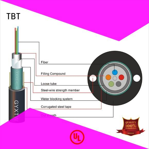 TBT double outdoor fiber cable suppliers home smart electronics