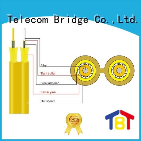 High-quality armored fiber patch cable tbt company electronic consumer products