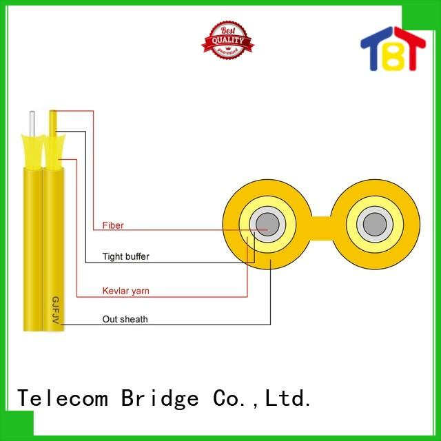 TBT top rate indoor fiber optic cable supplier electronic consumer products