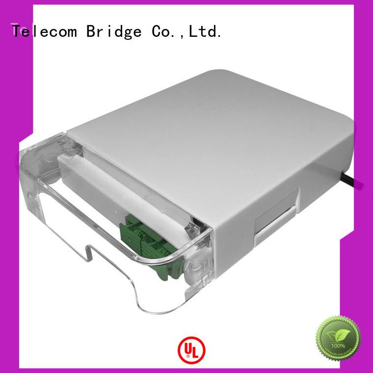 TBT simplex fiber distribution box factory intelligent monitoring systems