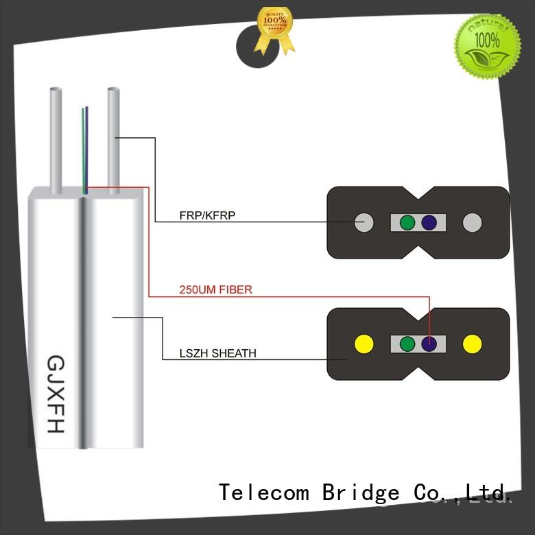 TBT Best ftth optical fiber cable for business home smart electronics