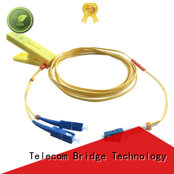 TBT top rate led tracing fiber patch cord factory electronic consumer products