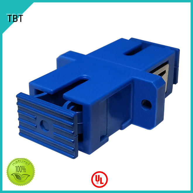 TBT High-quality optical fiber adaptor factory intelligent monitoring systems