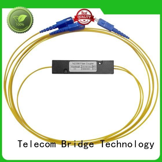 TBT optic fiber splitter coupler products intelligent monitoring systems