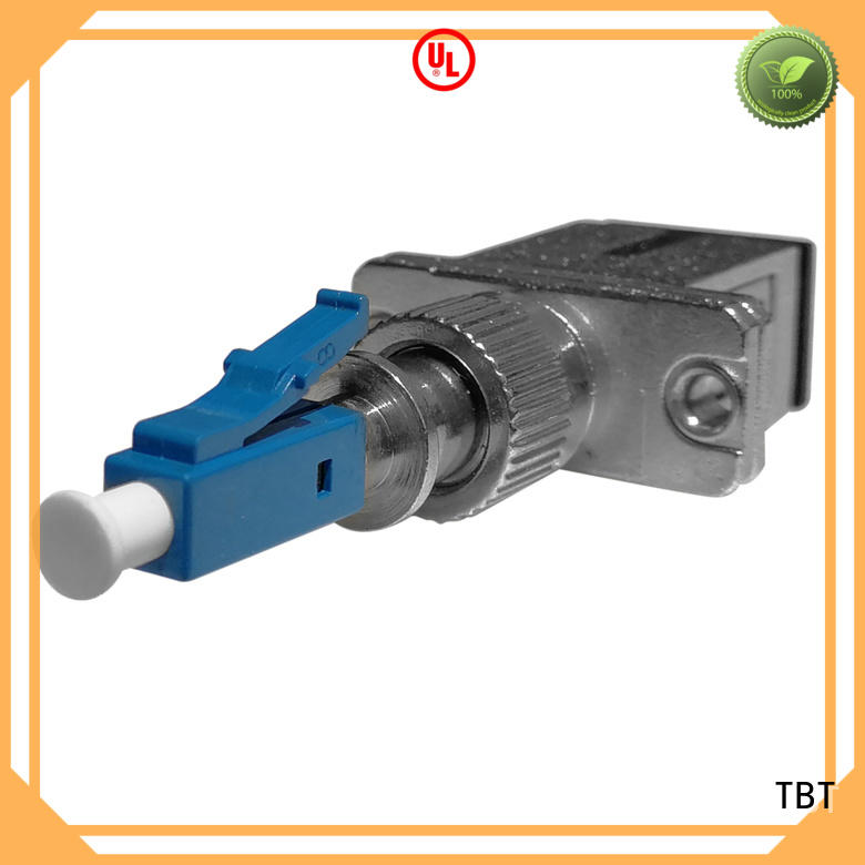 TBT superior quality optical fiber adaptor maker electronic consumer products