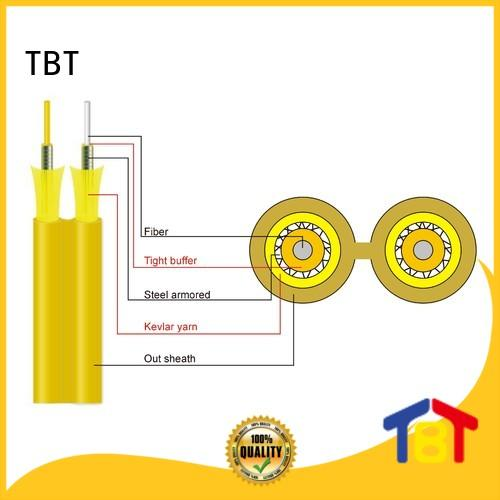 TBT military armored fiber cable supply intelligent monitoring systems