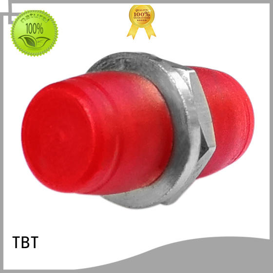TBT fiber optic adapters factory price electronic consumer products