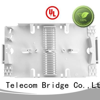 TBT best quality fiber splice tray custom design home smart electronics
