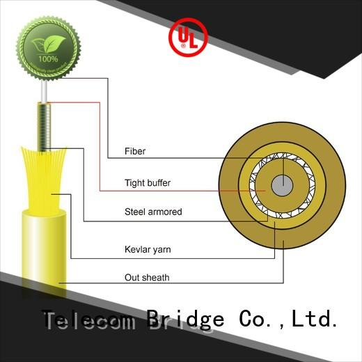 wholesale armored fiber cable price home smart electronics