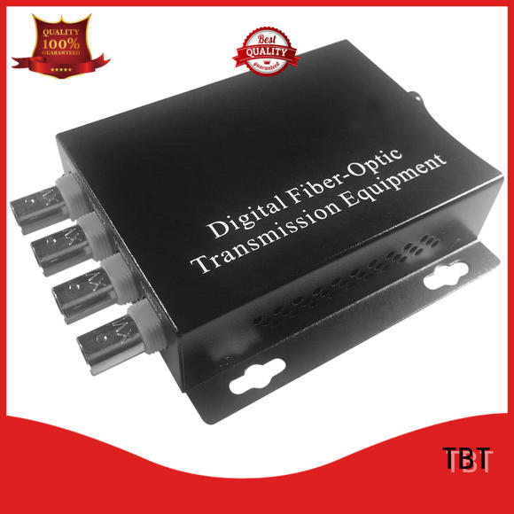 TBT optical video converter fabrication electronic consumer products