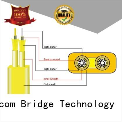 TBT Top armored fiber cable manufacturers intelligent monitoring systems